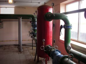 """Крышная котельная тепловой мощностью 2,24 МВт жилого дома №1 жилого квартала """"Солнышко"""" в г. Саратове"""