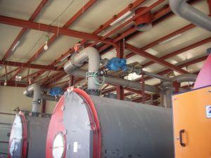 """Автоматизированная производственно-отопительная котельная установленной мощностью 39,2 МВт ГУСП «Совхоз """"Тепличный"""" в г. Южно-Сахалинске"""